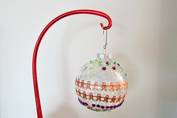 Playdate Kids Crafts Diy Holiday Ornaments And Fancier