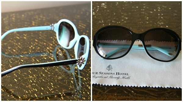 Tiffany & Co. Sunglasses Collage