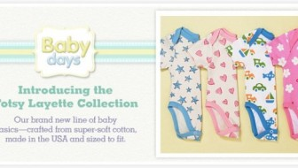 Totsy Private Label Baby Layette