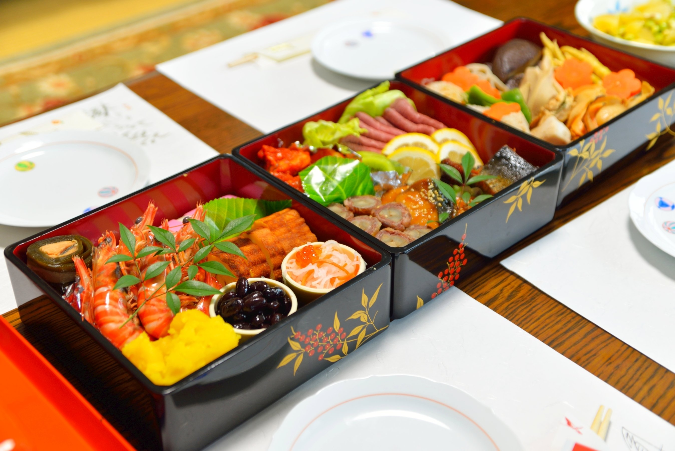 Japanese New Year Good Luck Food And Traditions
