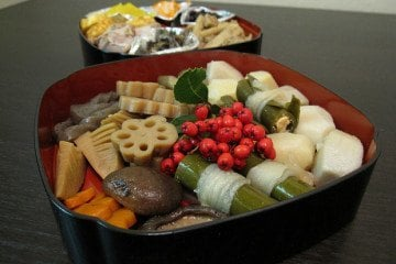 Japanese New Year osechi
