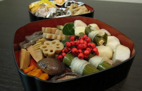 Japanese New Year: Good Luck Food And Traditions