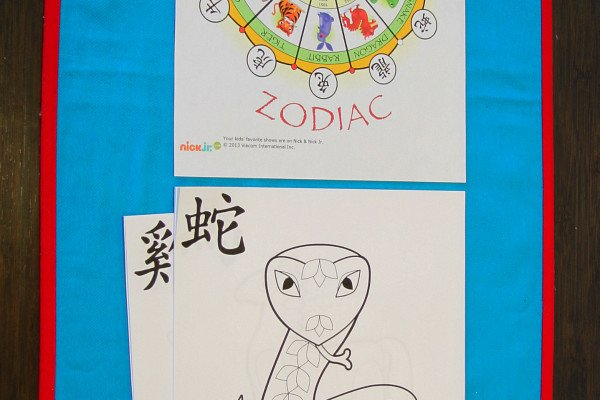 FREE Chinese New Year Printables