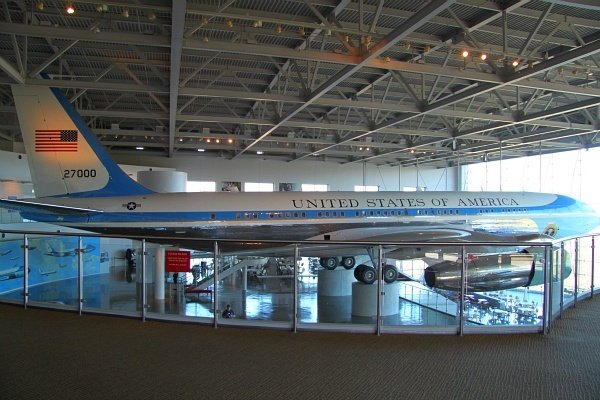 Ronald Reagan Library Air Force One Pavilion