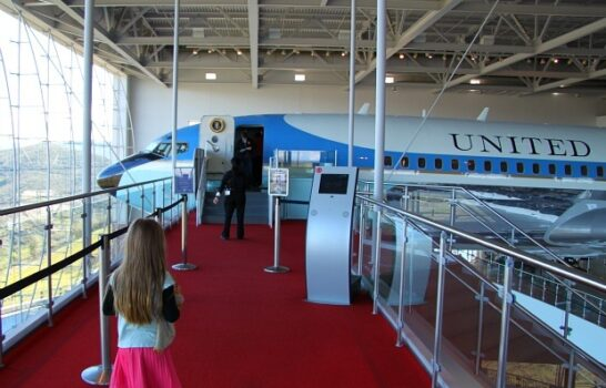 Why You Should Visit the Ronald Reagan Presidential Library with Kids