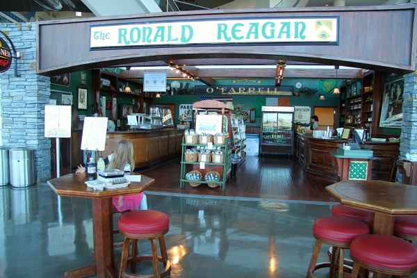 Ronald Reagan Presidential Library Kids Dining