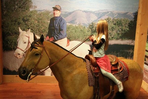 Ronald Reagan Presidential Library Ranch