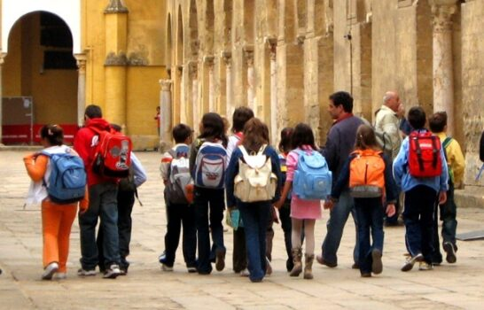 The Risk of Putting Your Kids' Names on the Outside of Backpacks