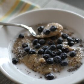 Recipe: My Anti-Alzheimer's, Gluten And Dairy-Free Breakfast