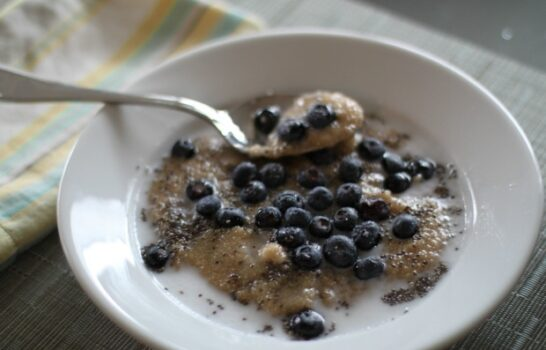 Recipe: My Anti-Alzheimer's, Gluten And Dairy-Free Breakfast