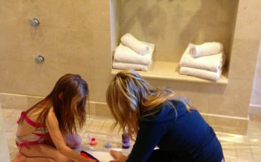 Four Seasons Hotel Westlake Village Episencial Kids Spa Treatment