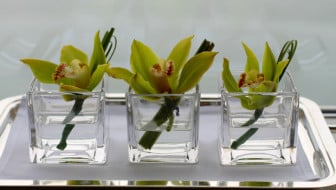 Four Seasons Hotel Hong Kong Orchids