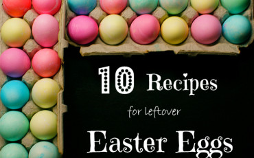 hard boiled egg recipes for easter