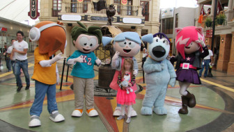 KidZania Cuicuilco Mexico City Attractions Kids
