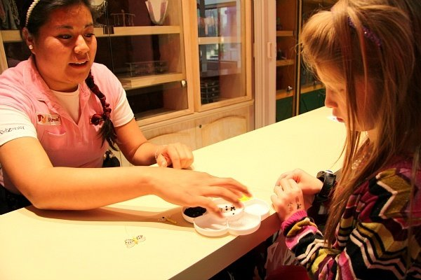 KidZania Cuicuilco Mexico City Kids Jewelry