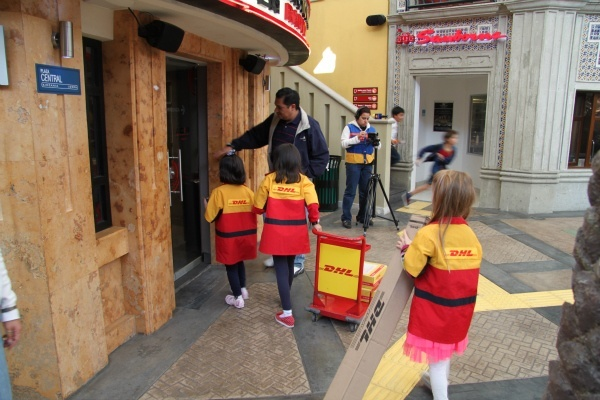 KidZania Cuicuilco Mexico City kids activities