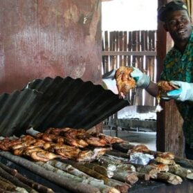 Recipe: Drunken Jerk Chicken (Courtesy of Visit Jamaica)