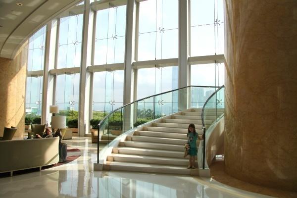 Review: Four Seasons Hotel Hong Kong with Kids - La Jolla Mom