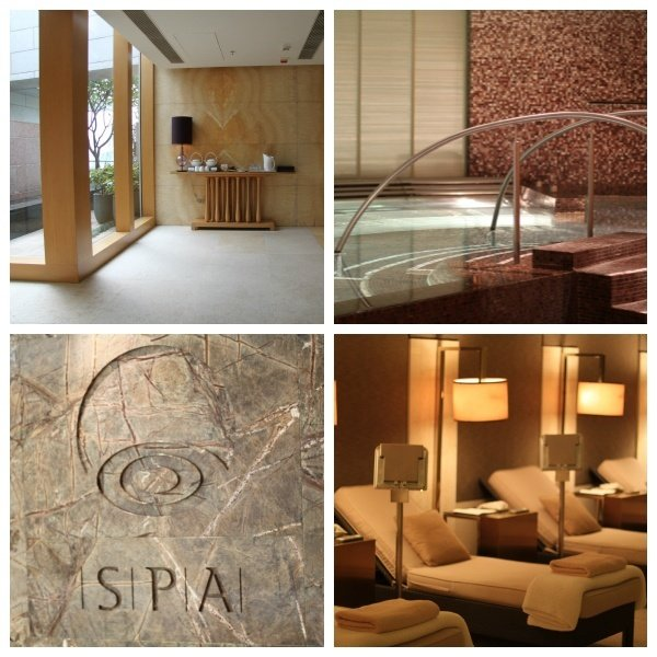Four Seasons Hotel Hong Kong Spa