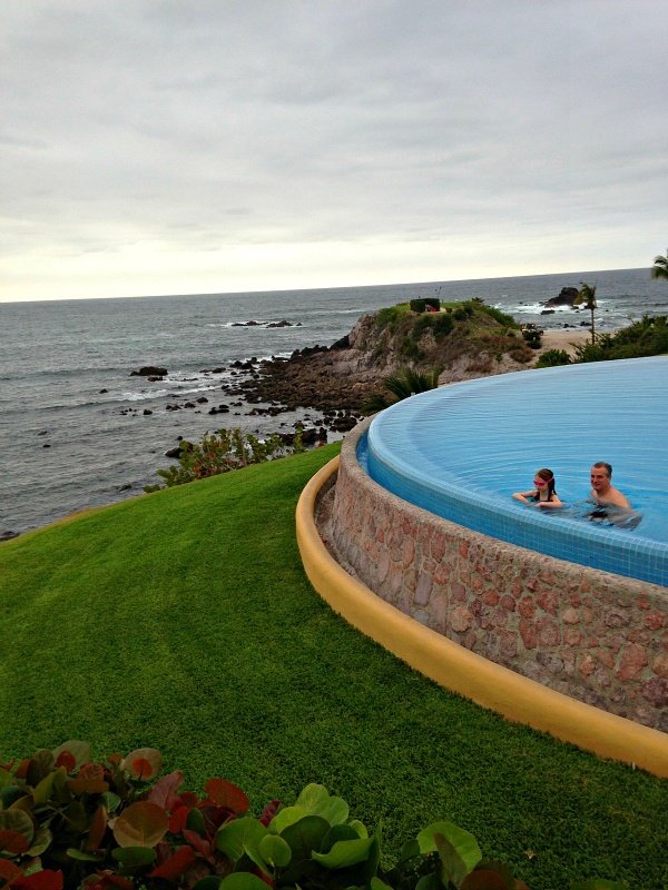 Four Seasons Resort Punta Mita Family Pool