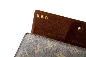 Hot Stamping Louis Vuitton