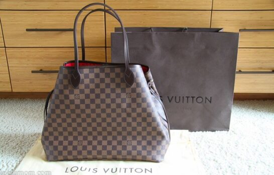 Buy It: The Louis Vuitton Neverfull Handbag GM