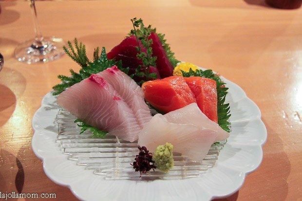 Robataya Roppongi Sushi Japanese Food