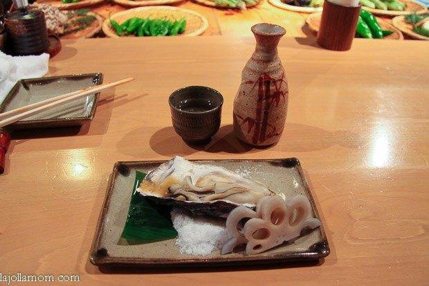 Robataya Roppongi Tokyo Oyster and Sake