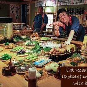 Japanese Food:  Why All Ages Love Robatayaki (Robata)