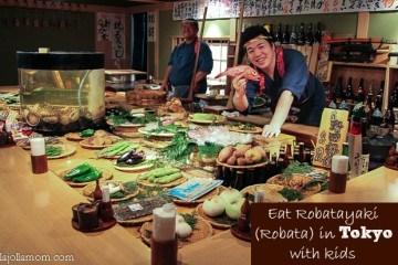 Robataya Roppongi Tokyo Robatayaki Chefs Japanese food Japan