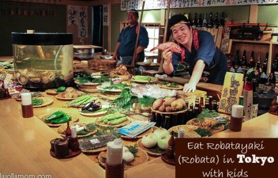 Japanese Food:  Why All Ages Love Robatayaki (Robata)