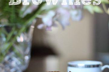 Tiramisu Brownie Recipe Baking