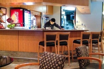 American Airlines Admirals Club Toronto YYZ