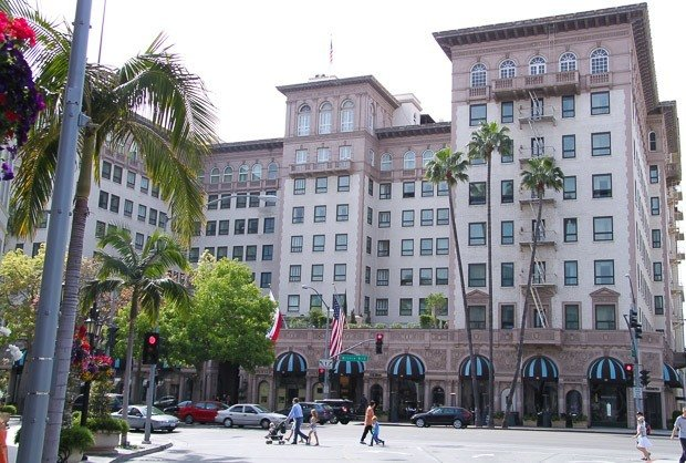 Beverly Wilshire A Four Seasons Hotel on Rodeo Drive