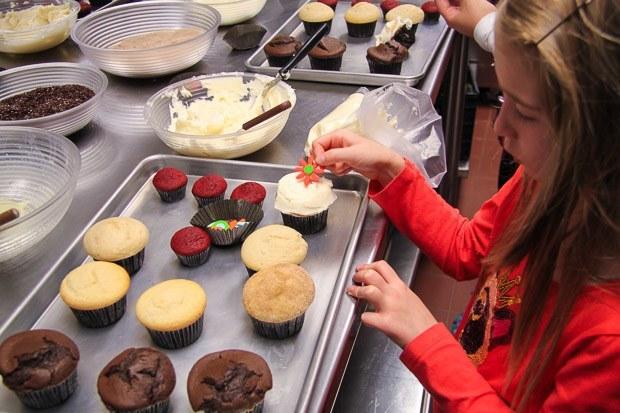 Sprinkles Cupcakes La Jolla Buttercream Frosting
