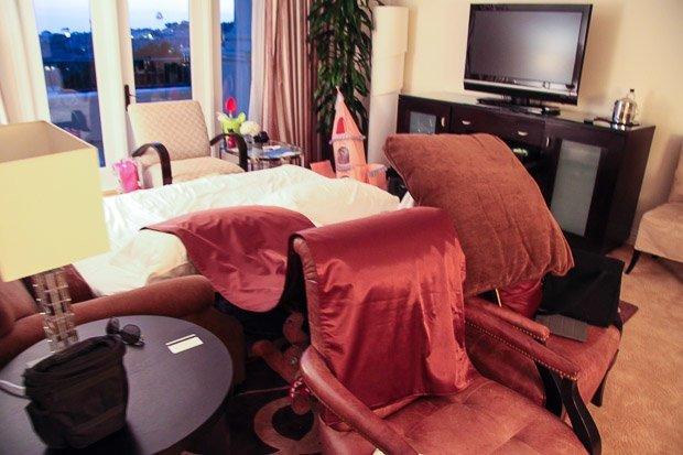 St. Regis Monarch Beach Family Traditions Living Room