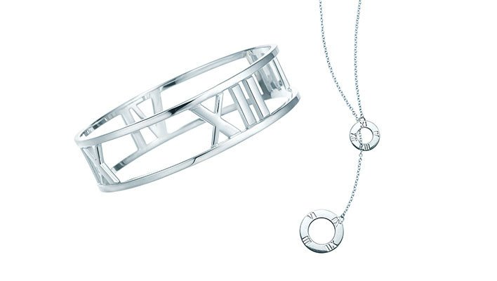 Tiffany and Co Atlas Collection