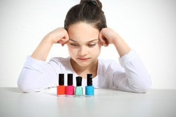 What Is The Appropriate Age For Kids Nail Polish