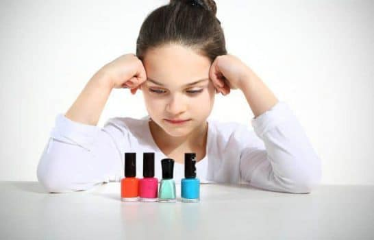 What Is the Appropriate Age for Kids Nail Polish?
