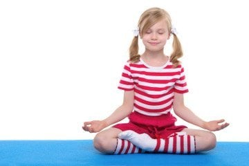 Cute Kids Yoga Mats