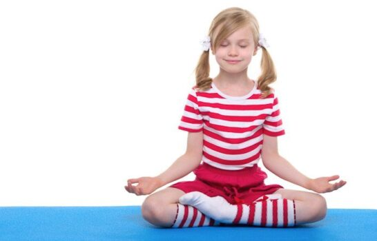 9 Products that Inspire a Love of Yoga in Kids