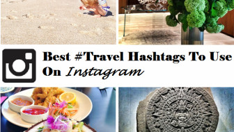 Travel Instagram Hashtags