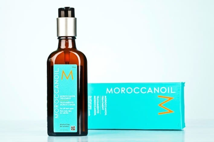 Brazilian Keratin Hair Straightening Care Moroccanoil