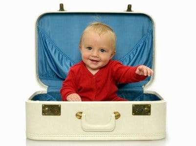 9 Must-Haves For Flying With Young Kids