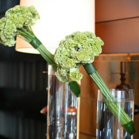 What Flowers Can Say About A Luxury Hotel