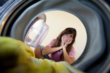 Do you have mold in your front loading washer?