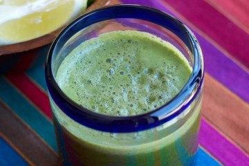 rancho la puerta signature green juice detox recipe