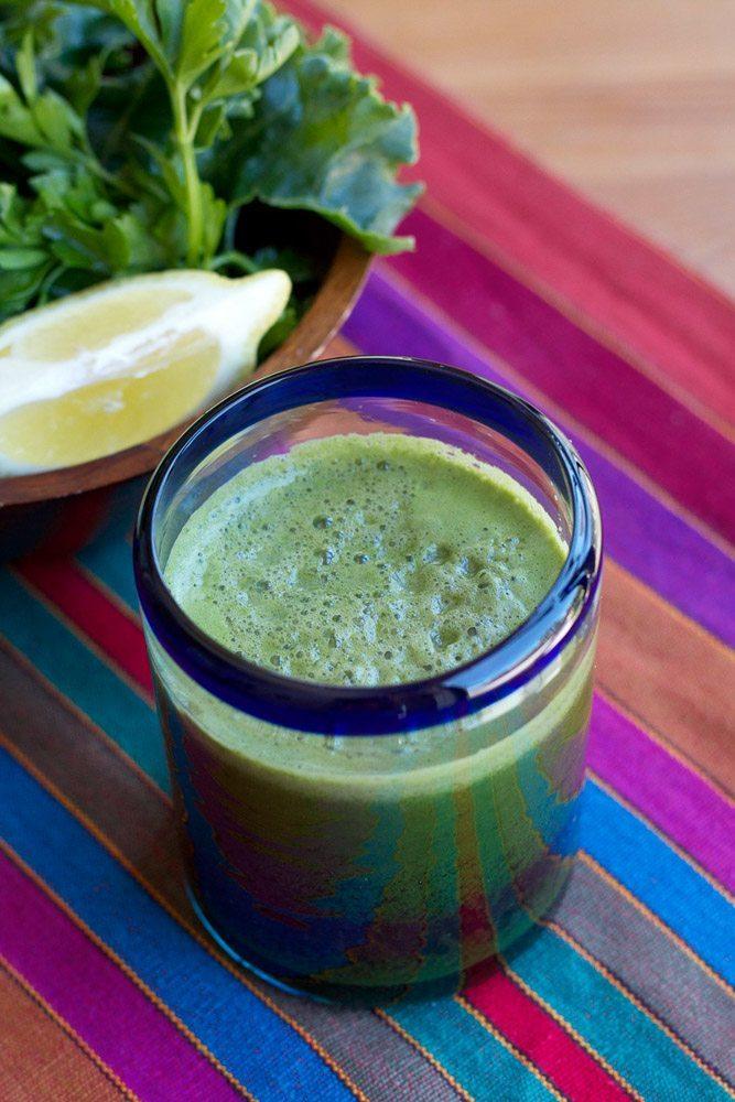 Recipe: Rancho La Puerta's Signature Green Juice