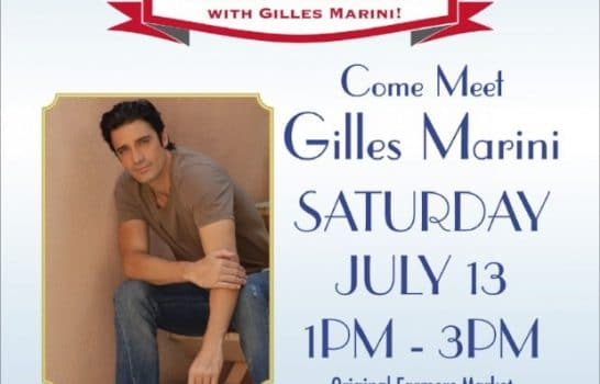 Join The Pre-Bastille Day Celebration At World Market In Los Angeles