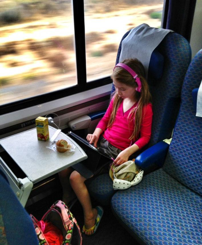 Train from orange county to san diego